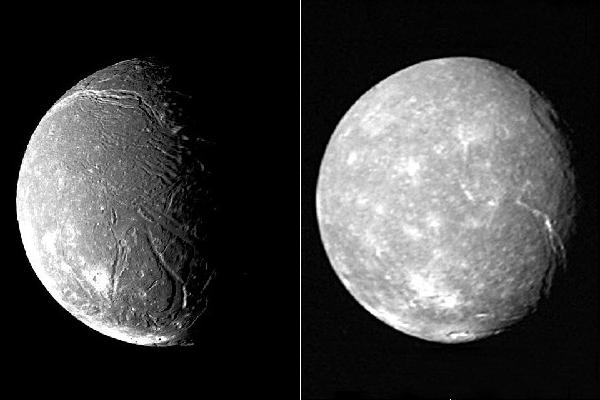 slider 5 – Le Système Solaire satellites et objets célestes