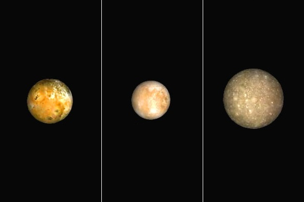 slider 3 – Le Système Solaire satellites et objets célestes